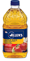 ALLEN'S Apple Juice - Mellow