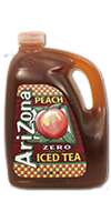 ARIZONA Peach Tea - Zero Calorie