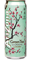 ARIZONA Green Tea - $1.29