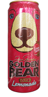 GOLDEN BEAR Lemonade - Strawberry