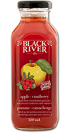 BLACK RIVER Apple + Cranberry