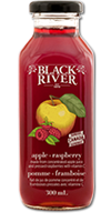 BLACK RIVER Apple + Raspberry
