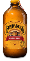 BUNDABERG Brewed Drinks - Ginger Beer