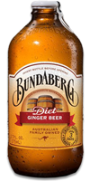 BUNDABERG Brewed Drinks - Diet Ginger Beer