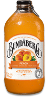 BUNDABERG Brewed Drinks - Peach Sparkling