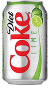 COKE Diet With Lime