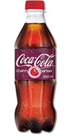 COCA-COLA Cherry - Imported