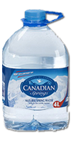 CANADIAN SPRINGS Natural Spring Water