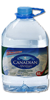 CANADIAN SPRINGS Demineralized Water