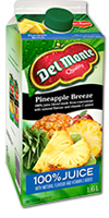 DEL MONTE Pineapple Breeze