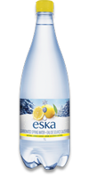 ESKA Sparkling Natural Spring Water - Lemon