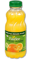 FAIRLEE Orange Juice