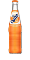 FANTA Orange [Mexican] With Cane Sugar