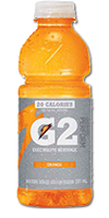 GATORADE G2 - Orange