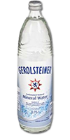 GEROLSTEINER Carbonated Natural Mineral Water