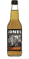 JONES SODA Ginger Beer