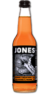 JONES SODA Orange & Cream