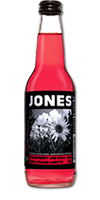 JONES SODA Strawberry Lime