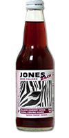 JONES SODA Zilch - Black Cherry Soda