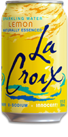 LA CROIX Sparkling Water - Lemon