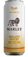 MELLOW MOOD Herbal Honey Green Relaxation Tea
