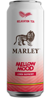 MELLOW MOOD Raspberry Tea Lemonade
