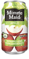 MINUTE MAID Apple