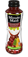 MINUTE MAID Cranberry