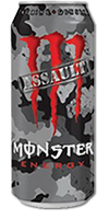 MONSTER Energy - Assault