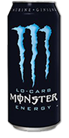 MONSTER Energy - Lo-Cal