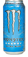 MONSTER Energy - Ultra Blue