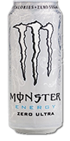 MONSTER Energy - Zero Ultra