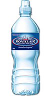 MONTCLAIR Natural Spring Water (Sport Cap)