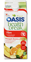 OASIS Health Break - Fibre