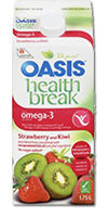 OASIS Health Break - Omega-3