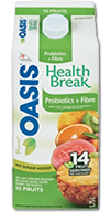 OASIS Health Break - Probiotics