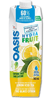 OASIS Hydrafruit Organic Lemon Iced Tea