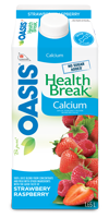 OASIS Health Break - Calcium