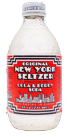 ORIGINAL NEW YORK SELTZER Cola & Berry