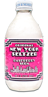 ORIGINAL NEW YORK SELTZER Raspberry