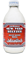 ORIGINAL NEW YORK SELTZER Root Beer