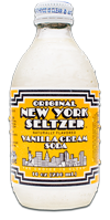 ORIGINAL NEW YORK SELTZER Vanilla Cream