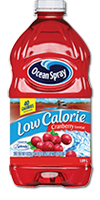 OCEAN SPRAY Cranberry Low Calorie