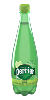 PERRIER Lime Sparkling Natural Spring Water