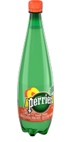 PERRIER Peach Sparkling Natural Spring Water