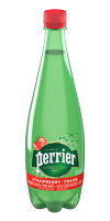 PERRIER Strawberry Sparkling Mineral Water