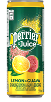 PERRIER & Juice - Lemon & Guava