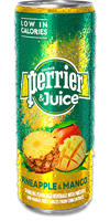 PERRIER & Juice - Pineapple & Mango