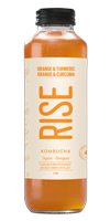 RISE Kombucha - Orange & Tumeric