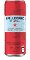 S.PELLEGRINO Essenza - Blood Orange & Black Raspberry